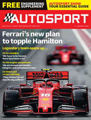 Autosport 9th January 2020