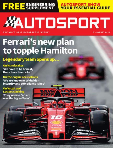 Autosport January 09, 2020 00:00