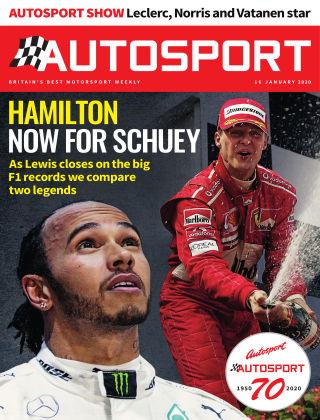 Autosport 16th January 2020