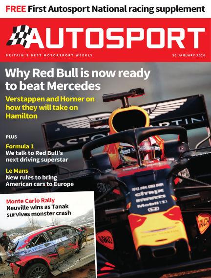 Autosport January 30, 2020 00:00