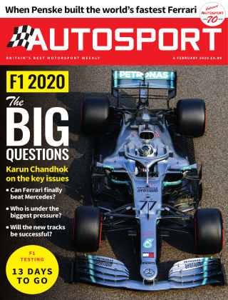 Autosport 6th February 2020