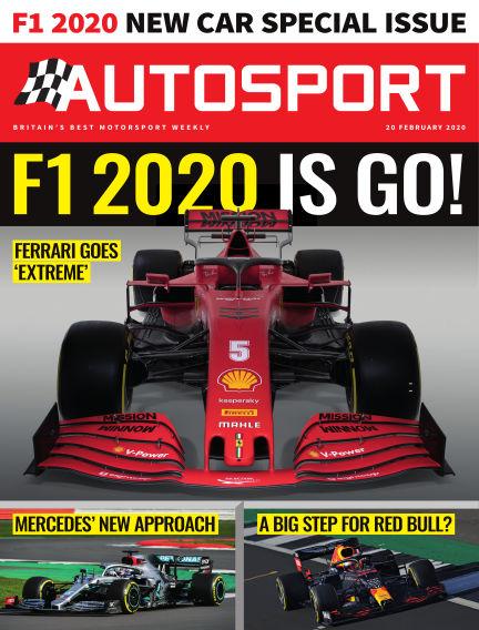 Autosport February 20, 2020 00:00