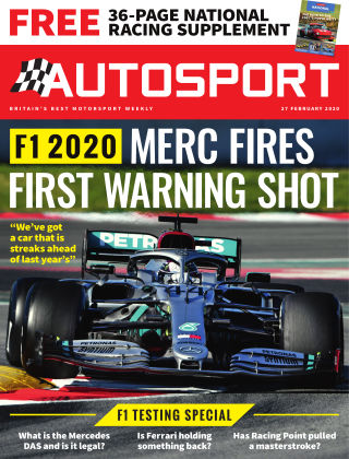 Autosport 27th February 2020