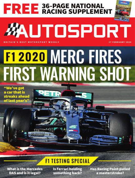 Autosport February 27, 2020 00:00