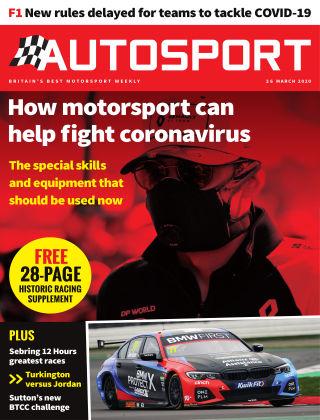 Autosport 26th March 2020