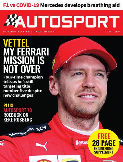 Autosport April 02, 2020 00:00