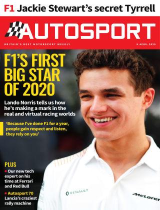 Autosport 9th April 2020