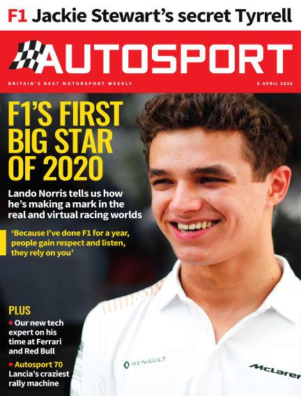 Autosport April 09, 2020 00:00