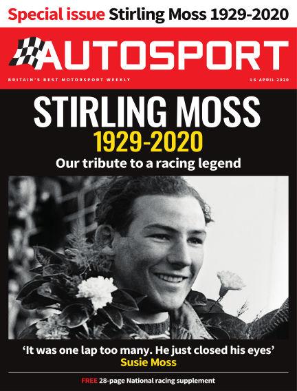 Autosport April 16, 2020 00:00