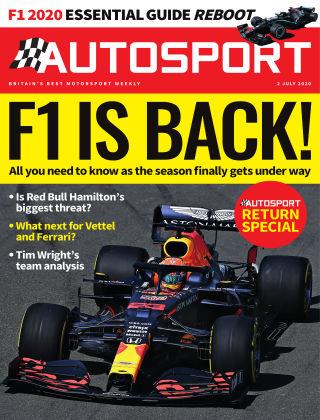 Autosport 2nd July 2020