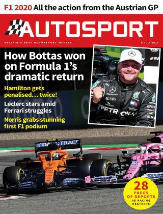Autosport 9th July 2020