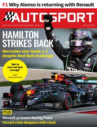 Autosport 16th July 2020