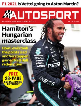 Autosport 23rd July 2020