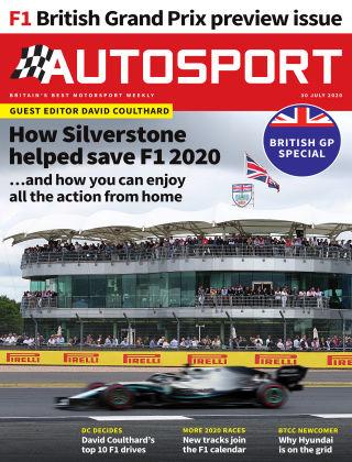 Autosport 30th July 2020