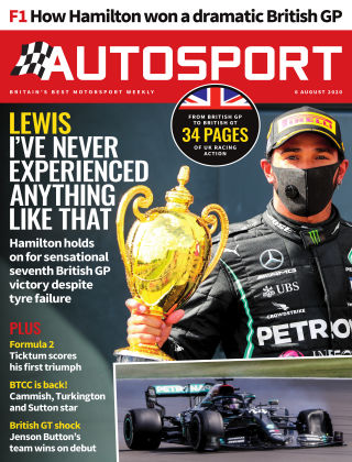 Autosport 6th August 2020