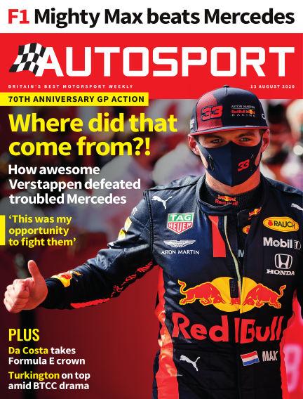 Autosport August 13, 2020 00:00