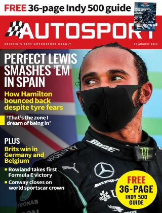 Autosport 20th August 2020