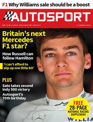Autosport 27th August 2020