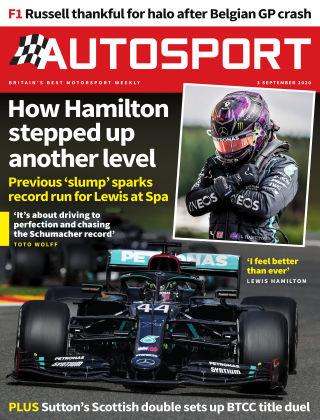 Autosport 3rd September 2020