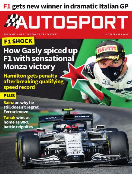 Autosport September 10, 2020 00:00