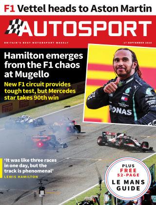 Autosport 17th September 2020
