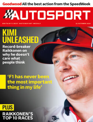 Autosport 22nd October 2020