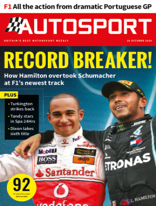 Autosport 29th October 2020