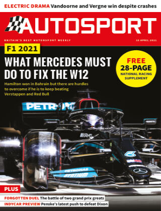 Autosport 15th April 2021