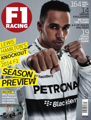 F1 Racing March 2014