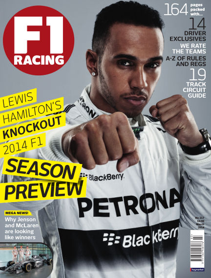 GP Racing March 01, 2014 00:00