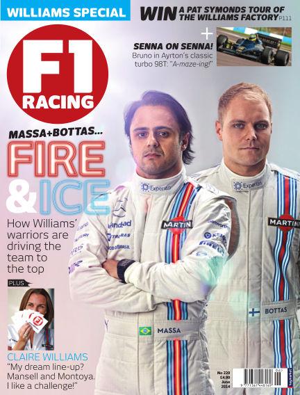 F1 Racing May 23, 2014 00:00