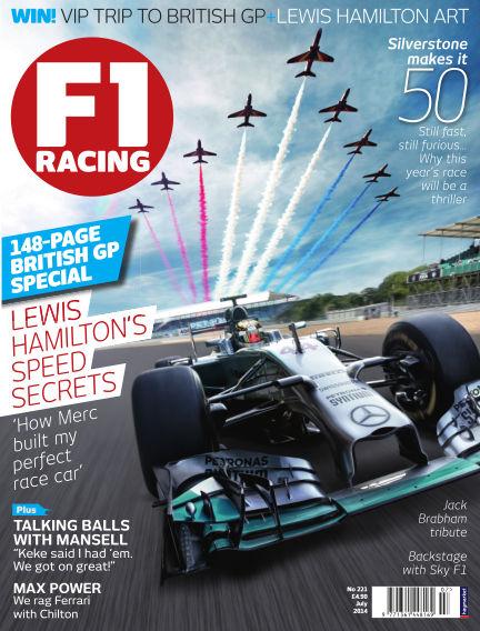 F1 Racing June 19, 2014 00:00