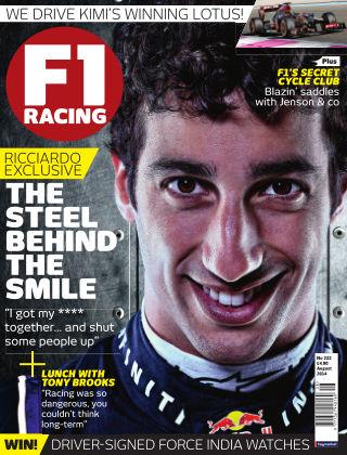 F1 Racing August 2014
