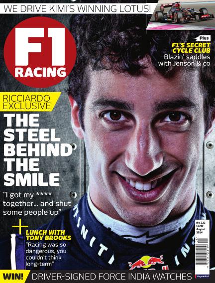 F1 Racing July 17, 2014 00:00