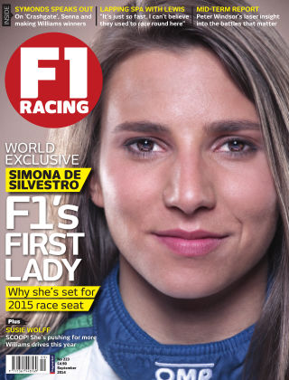 GP Racing September 2014