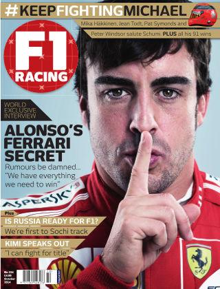 F1 Racing October 2014