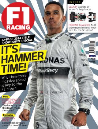 F1 Racing November 2014