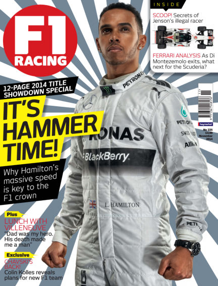 F1 Racing October 16, 2014 00:00