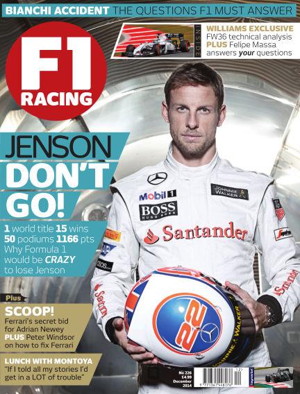 F1 Racing November 13, 2014 00:00