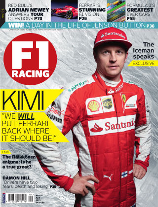 F1 Racing April 2015