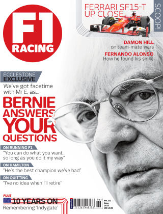 F1 Racing June 2015