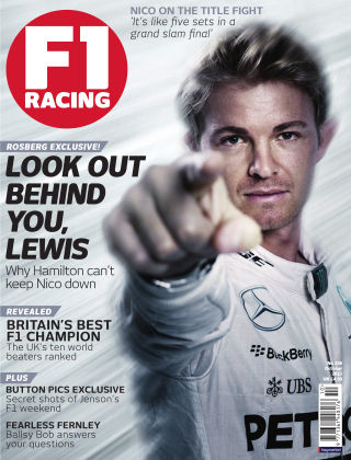 GP Racing October 2015