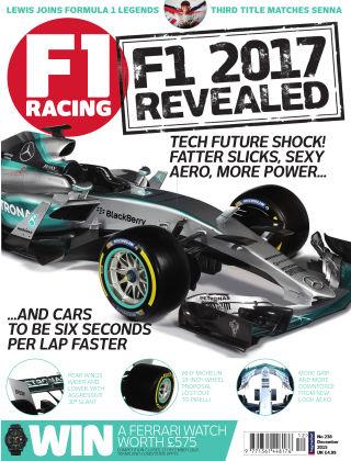 F1 Racing December 2015
