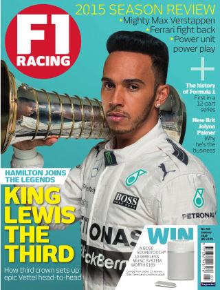 F1 Racing January 2016