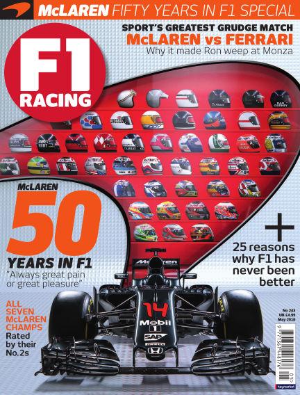 F1 Racing May 05, 2016 00:00