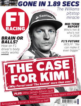 F1 Racing September 2016