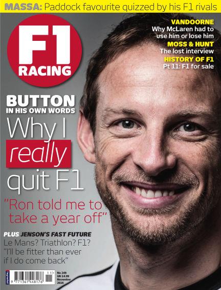 GP Racing October 20, 2016 00:00