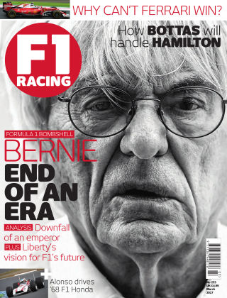 F1 Racing March 2017