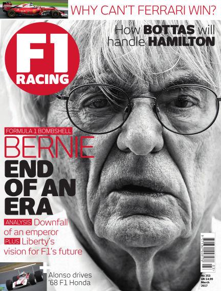 F1 Racing February 16, 2017 00:00