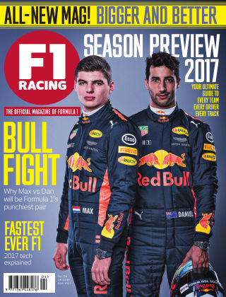 GP Racing April 2017